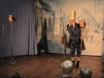 Theater Maskara zu Gast!