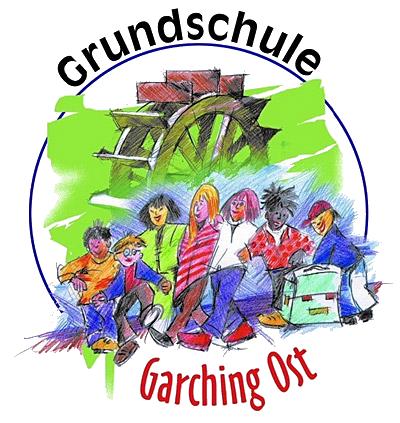 Logo Grundschule Garching-Ost