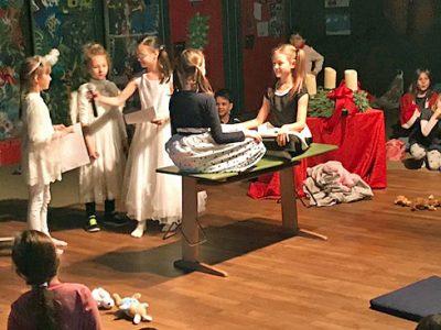 """AG """"Theater"""" vor Weihnachten"""