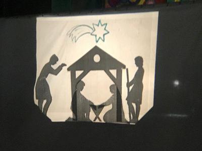 Besinnliches Weihnachtsfest in unserer Aula