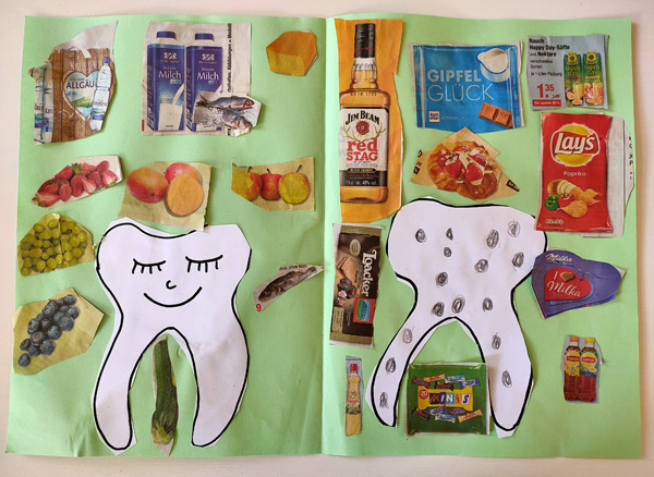 Zahnratgeber von Valentin – 1. Klasse